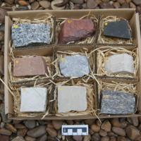 Kit Didático - Ciclo das rochas